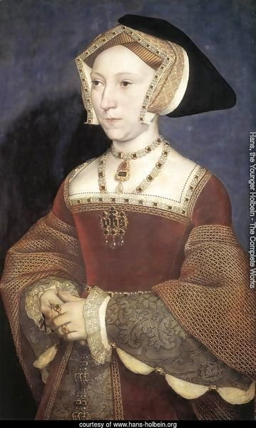Portrait of Jane Seymour 2