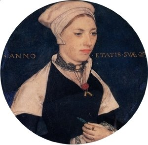 Hans, the Younger Holbein - Mrs. Pemberton
