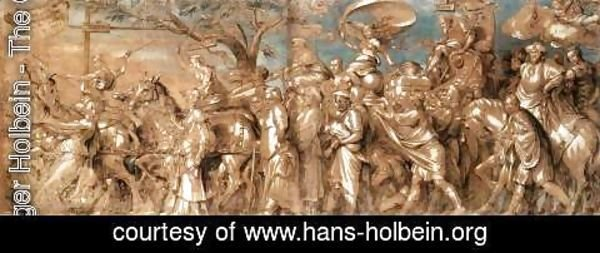 Hans, the Younger Holbein - The Triumph of Riches