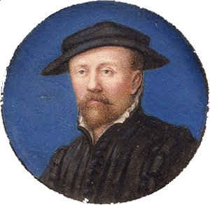 Hans, the Younger Holbein - Portrait of a Man Said to Be Arnold Franz