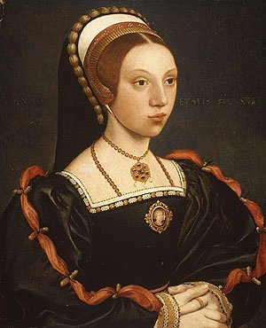 Hans, the Younger Holbein - Portrait of a Young Woman