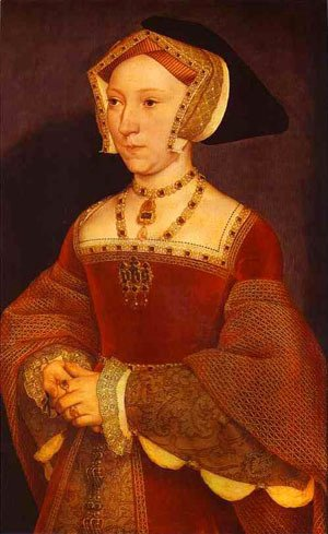 Hans, the Younger Holbein - Portrait Of Jane Seymour 1537