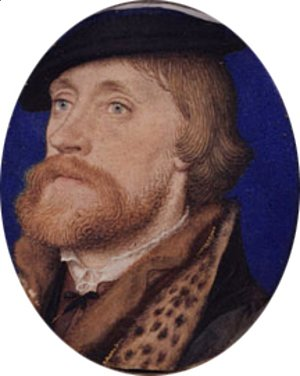 Thomas Wriothesley  First Earl of Southampton ca. 1535