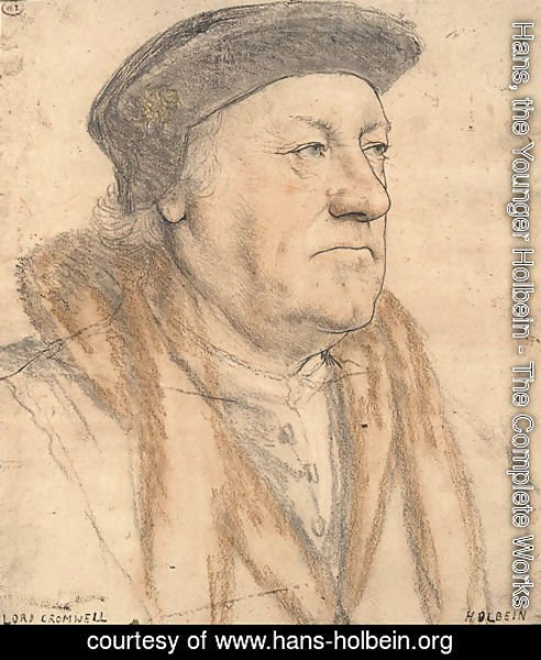 Hans, the Younger Holbein - George Nevill, 3rd Baron Bergavenny