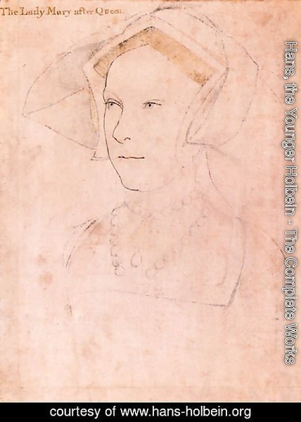 Queen Mary I Tudor