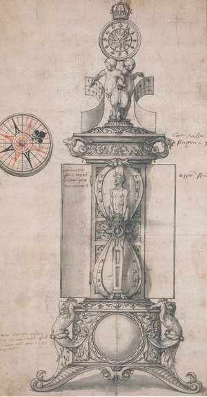 Design for Anthony Denny's Clocksalt