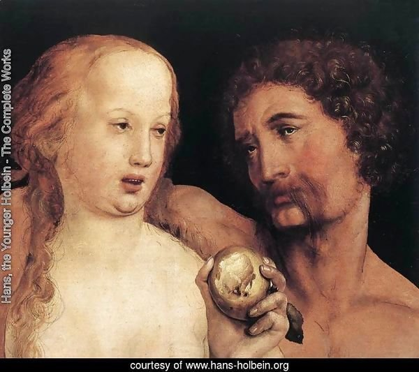 Adam and Eve 1517