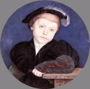 Hans, the Younger Holbein - Charles Brandon 1541