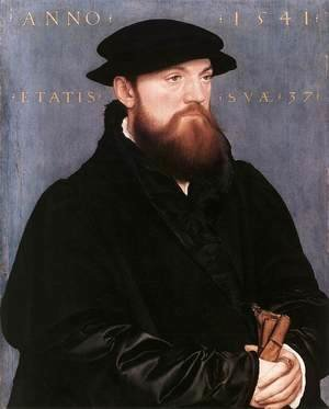 Hans, the Younger Holbein - De Vos van Steenwijk 1541