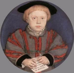 Hans, the Younger Holbein - Henry Brandon 1541