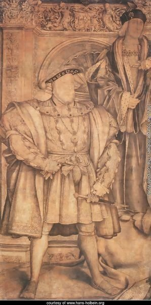 Henry VIII and Henry VII 1537