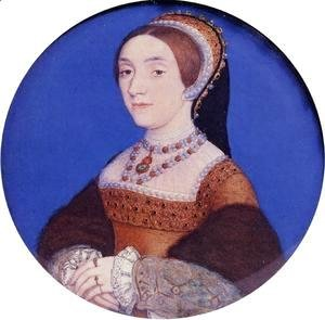 Portrait of an Unknown Lady c. 1541