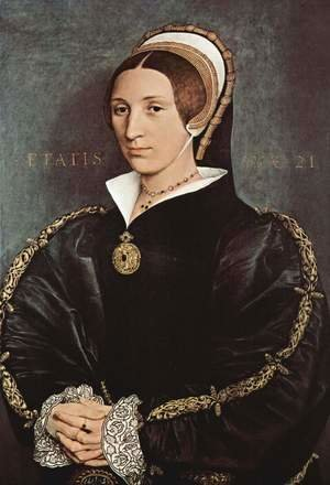 Portrait of Catherine Howard 1540-41
