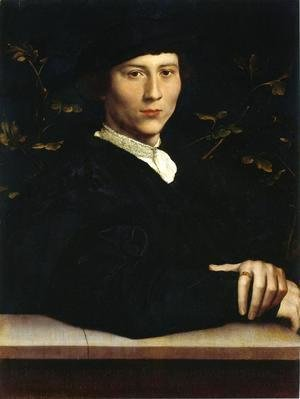 Portrait of Derich Born 1533