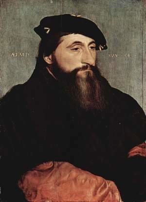 Portrait of Duke Antony the Good of Lorraine c. 1543