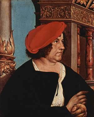 Portrait of Jakob Meyer zum Hasen (2)  1516