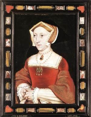Portrait of Jane Seymour c. 1537