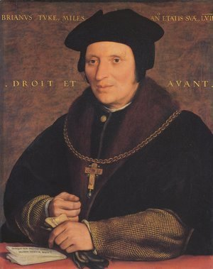 Hans, the Younger Holbein - Sir Brian Tuke c. 1527