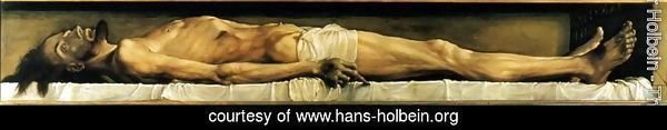 The Body of the Dead Christ in the Tomb 1521