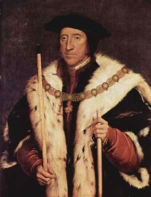 Hans, the Younger Holbein - Thomas Howard, Prince of Norfolk 1539-40